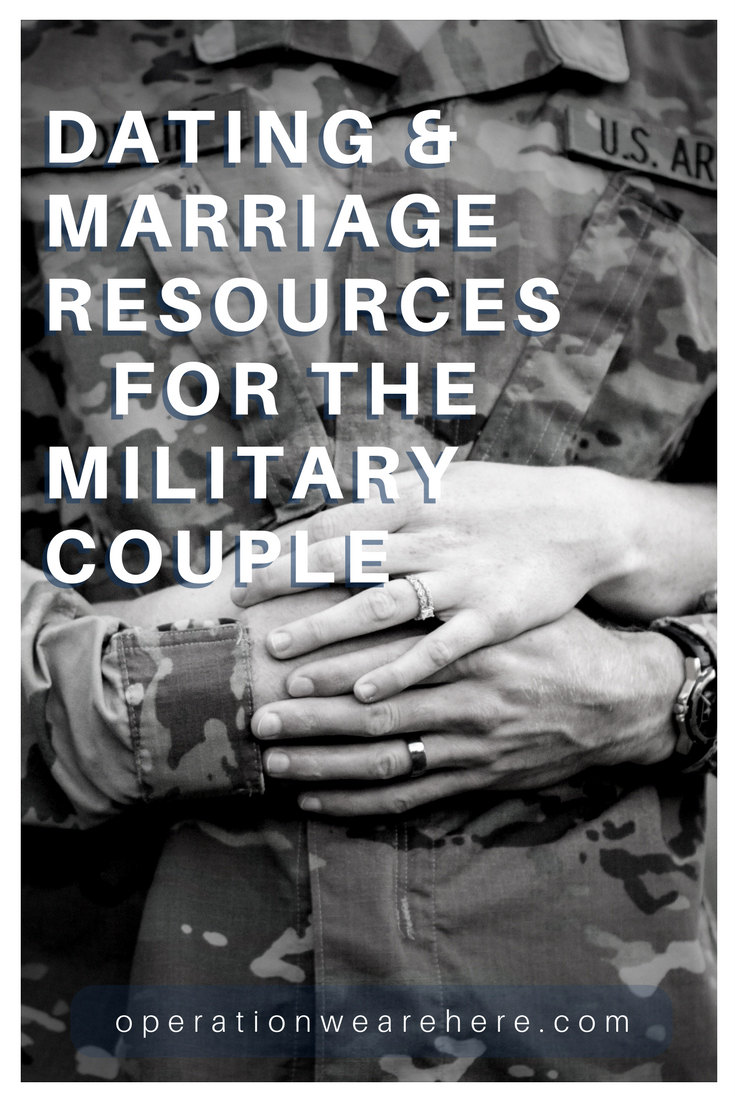 Dating & marriage resources for military & veteran couples