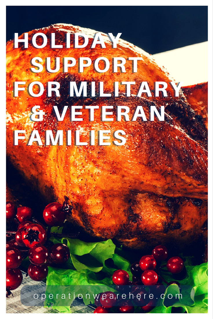 Orange Va Delivering Christmas Gift 2020 Adopt a Military Family Opportunities 2020 Thanksgiving Christmas