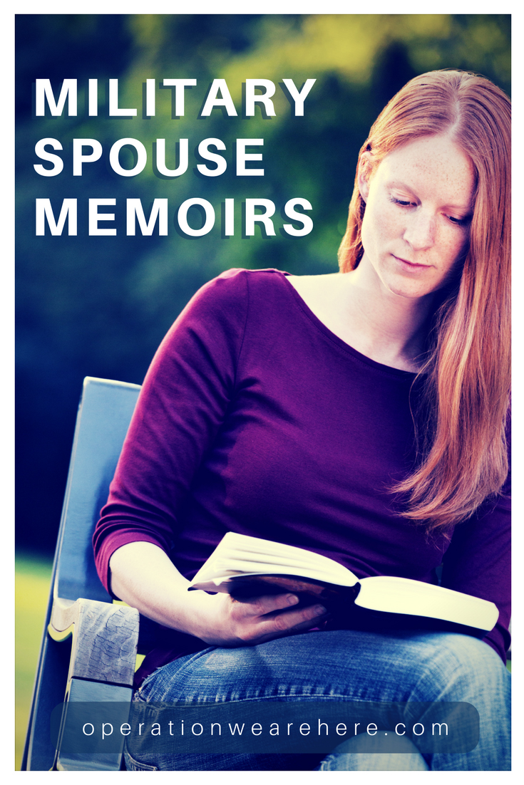 Military spouse history & memoirs #Books #Reading
