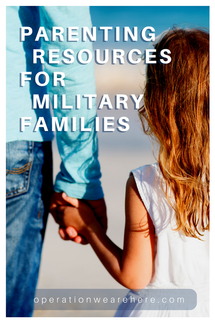 Parenting resources & tools for military families. Military life. Deployment. #MilFam #MilChild