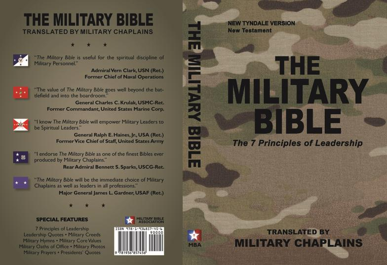 Military Devotionals and Other Spiritual Encouragement