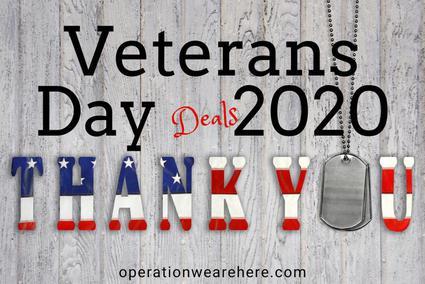veterans day freebies fort worth 2019